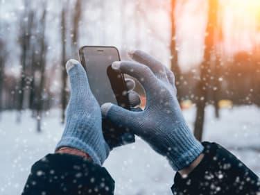 Comment protéger son smartphone du froid ?