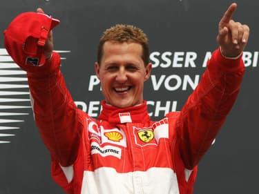 Un documentaire sur Michael Schumacher, bientôt sur Netflix