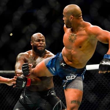 Revivez la victoire de Ciryl Gane, 1er Français champion UFC