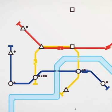 Le jeu mobile Mini Metro allie gestion, stratégie et sérénité.