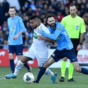 Trélissac affrontait l'Olympique de Marseille en 32e de finales de la Coupe de France, le dimanche 5 janvier 2020 à Limoges