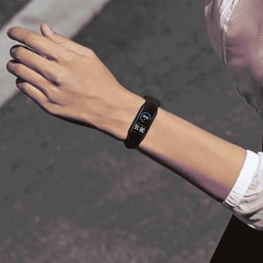 Bon plan : le bracelet connecté Xiaomi Mi Start Band 5 à 29,99€