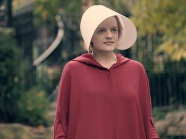 Handmaid's Tale : Elisabeth Moss adore la parodie de Florence Foresti