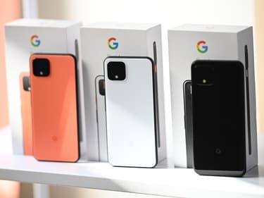 Ce que l'on sait des Google Pixel 4a 5G et Pixel 5