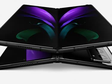 Samsung Galaxy Z Fold 3 : plus mince, plus léger, et pas tout seul ?