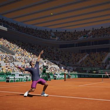 Tennis World Tour 2 : devenez un pro de la raquette sur SFR Gaming