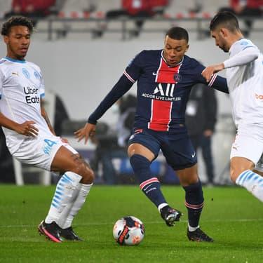 Ligue 1 : sur quelle(s) chaîne(s) suivre le Classico OM-PSG ?