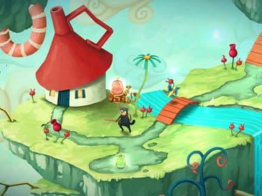 Figment, la jolie aventure disponible sur SFR Jeux