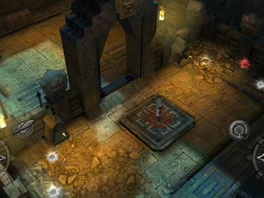 Lara Croft and the Guardian of Light, l'aventure mobile