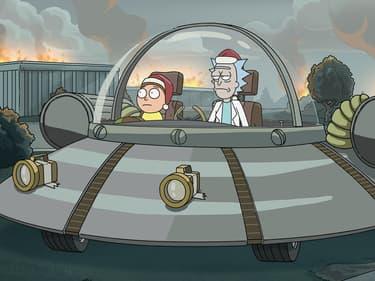 Rick et Morty : quand arrive la saison 4 sur Netflix ?
