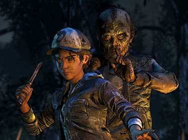 The Walking Dead vit sa meilleure survie avec l'intégrale des jeux