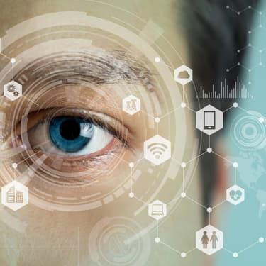 Bientôt un œil bionique grâce à des lentilles connectées ?