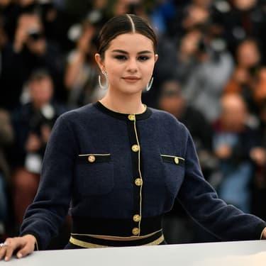 """Selena Gomez au Festival de Cannes pour le film """"The Dead Don't Die"""" en mai 2019."""