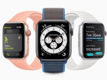 L'Apple Watch 6 devrait mesurer le taux d'oxygène dans le sang