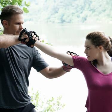 """Retrouvez Matt Davis alias Alaric et Danielle Rose Russell dans le rôle de la jeune Hope, dans la première saison de """"Legacies""""."""