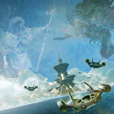 InCarnatis, La Vénus d'Emerae, tome 1 : Le  Retour d'Ethelior, une trilogie transmédia et immersive écrite par Marc Frachet, d'après l'univers InCarnatis.