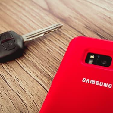 Galaxy Smart Tag : les trackers de Samsung en approche ?