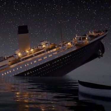 Hors de contrôle : le naufrage du Titanic, ce soir sur RMC Story