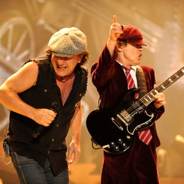 Back In Black : l'album culte d'AC/DC souffle ses 40 bougies