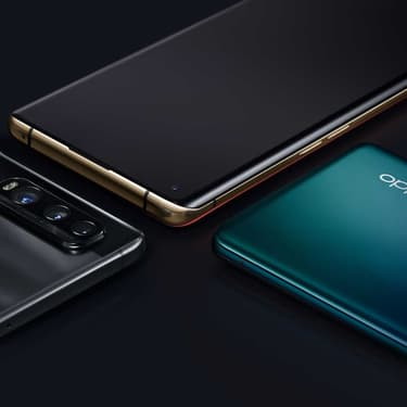 Parmi les bons plans actuellement chez SFR, retrouver l'Oppo Find X2... compatible 5G !