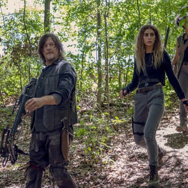Norman Reedus est Daryl Dixon dans The Walking Dead