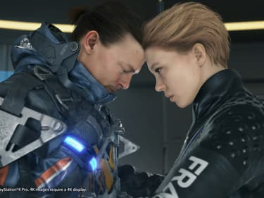 Death Stranding repousse les limites du mode photo