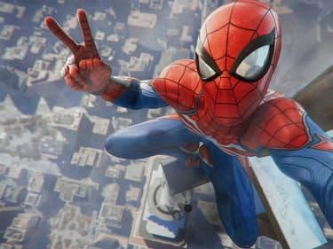 Les photos secrètes dans le jeu Spider-Man