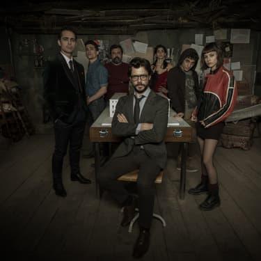 La Casa de Papel a été le programme le plus regardé sur Netflix en France en 2019.