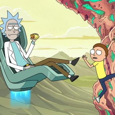 Pourquoi la saison 4 de Rick et Morty n'est pas sur Netflix ?