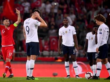 Éliminatoires Euro 2020 : la France en souffrance ?