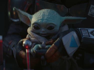 Bébé Yoda s'incruste dans Minecraft !