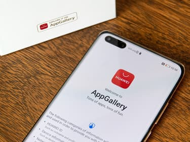 Huawei : le plein de nouveautés pour AppGallery