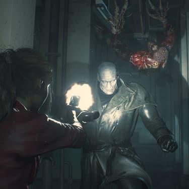 Les zombies passent un sale quart d'heure dans Resident Evil 7.