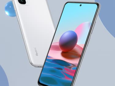 Redmi 10 : l'entrée de gamme de Xiaomi livre tous ses secrets