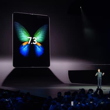 Écrans de l'année : un smartphone Samsung récompensé
