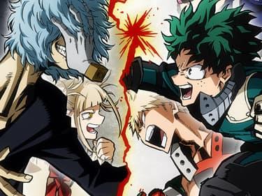 My Hero Academia : la saison 3 arrive sur Toonami