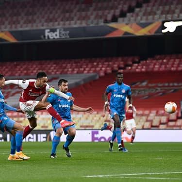 Ligue Europa : le programme des quarts aller, avec Arsenal-Slavia Prague