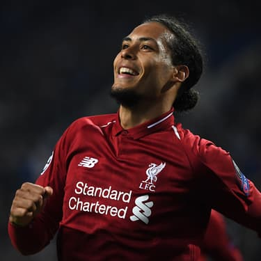 Le défenseur hollandais Virgil van Dijk a sorti une saison monstrueuse, au point d'être devenu un solide prétendant au Ballon d'Or