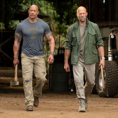 Fast & Furious : Hobbs & Shaw mettent le turbo sur Altice Studio