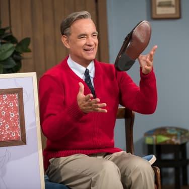 Tom Hanks est la vedette du film L'Extraordinaire Mr.Rogers, qui sort en exclusivité sur Amazon Prime Video
