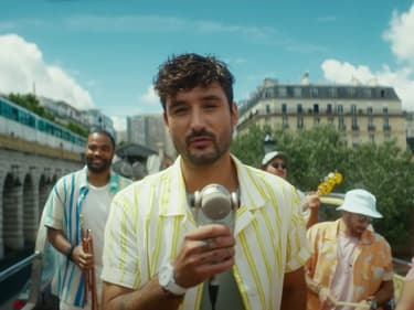 Fais-le : Jérémy Frérot invite à danser sur son nouveau clip