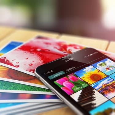 SFR Cloud : comment organiser au mieux ses photos ?