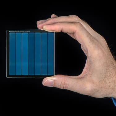 Microsoft veut stocker des données sur… du verre