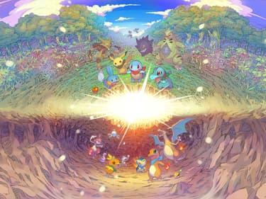 Nintendo dépoussière agréablement Pokémon Donjon Mystère sur Switch