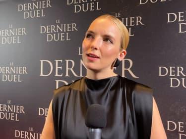 En vidéo - Ridley Scott et Jodie Comer nous racontent Le Dernier Duel
