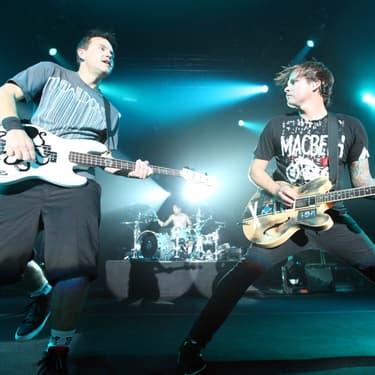 La musique de Blink-182 a bien changé depuis le punk rock des débuts...