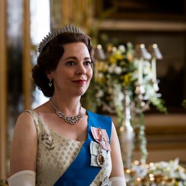 Olivia Colman incarne la reine Elizabeth II dans la saison 3 de The Crown.
