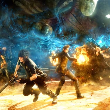 Final Fantasy XV, un action-RPG