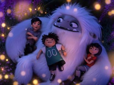 Abominable : partez à la rencontre du célèbre yéti sur Altice Studio