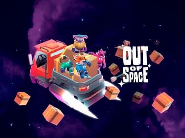 Out of Space : le jeu de colocation dans un vaisseau spatial est sur SFR Gaming